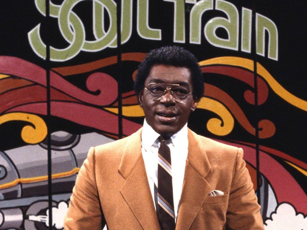 Longtime 'Soul Train' host Don Cornelius.