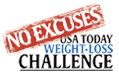 USA TODAY Weight-Loss Challenge Logo
