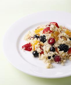 This couscous salad recipe is copyright of 2010 Eating Well, Inc. (eatingwell.com).