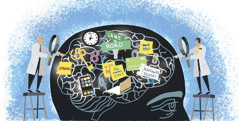 Memory lapse or Alzheimer's? Multi-tasking fuels forgetting