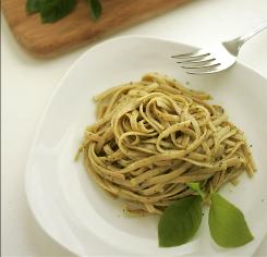 Strict diet: Celiac disease patients can't eat food with gluten.