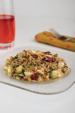 Bulgar salad from the American Cancer Society.