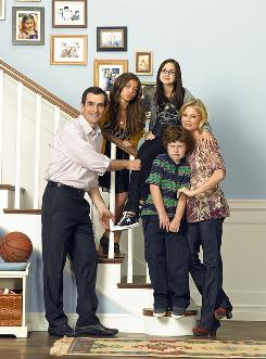 Parents of teens can find pretty good role models in the likes of the Dunphys on 'Modern Family.'