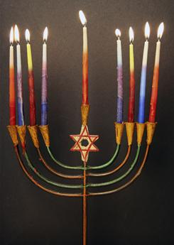 Hanukkah, which begins this year Dec. 1 at sundown, is starting to get the commercialized Christmas treatment.