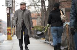 Edward Gerjuoy, 92, a professor emeritus of physics, walks at a pace of about 3 mph. Researchers say he has a 40% chance of living to 102.