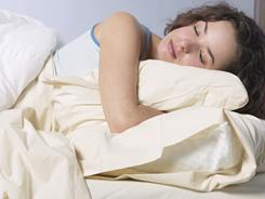 The right amount of sleep and stress reduction at the start of the trial predicted successful weight loss.