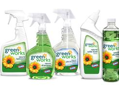 Green line: Products sell for about 20% more than Clorox's traditional cleaners.