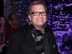 Drew Carey, who hosts The Price Is Right, will run in the Marine Corps race Sunday.