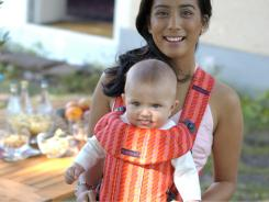 Four brands — BabyLuxe Organic, Baby Bjorn, Orbit Baby and Boppy — say their products meet California's standards.