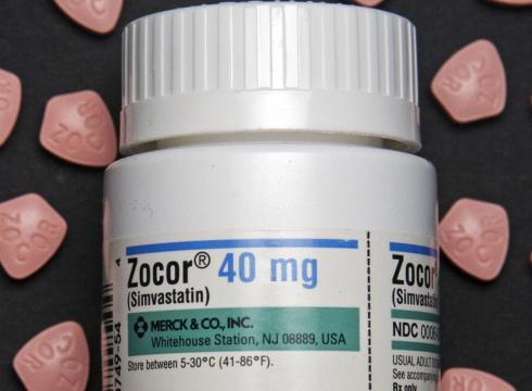 Zocor 20 Mg Pill Identification