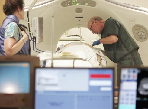 A cancer false alarm could discourage people from checking out future symptoms
