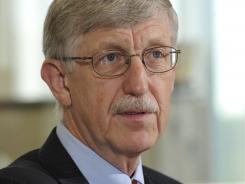 Dr. Francis Collins, director of the National Institutes of Health, says a universal flu vaccine may be within reach in the next five years.