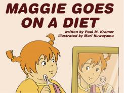 """Maggie Goes on a Diet,"" a self-published book, doesn't come out until next month but there's already online outrage over it."