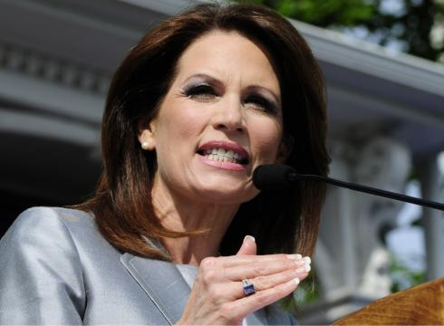Michele Bachmann says HPV vaccines