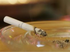 After one year, 8.4 percent of those who had taken cytisine were still not smoking.