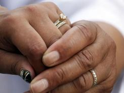 Long-lasting marriages are increasingly rare, experts say, for a host of reasons, including people marrying later, several times or not at all.