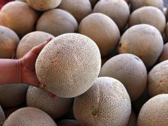 More than 300,000 cases of melons grown on the Jensen Farms were recalled in Septemeber.