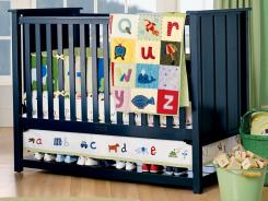 Bumper pads shouldn't be used in cribs. The pads don't prevent injuries but can cause suffocation, strangulation or entrapment.