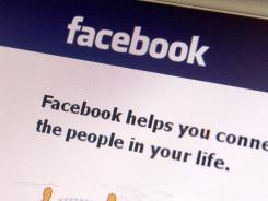 The researchers found that the number of Facebook friends that students had correlated with the size of the gray matter in several areas of the brain.