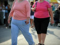 Prior research has suggested a disconnect between Americans' weight and their perceptions about their size.