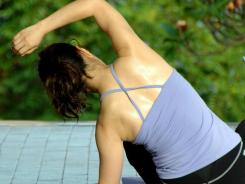 Although back-related function improved among all the participants, those in the yoga and stretching groups were functionally better off