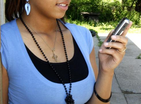 Teen sexting common linked to psychological woes 5NIB4VP x large San Francisco & Oakland, CA. RoccoSanFranciscoWeb