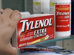 Experts don't feel strongly swayed enough to tell patients they shouldn't take acetaminophen.