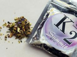 While people who smoke K2 are seeking a marijuana-like high, there have been many previous reports of young people going to the emergency room because of agitation, anxiety, racing heartbeat and elevated blood pressure, Scalzo said.