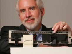 Dr. Thomas Wadden is director of the Center for Weight and Eating Disorders at the University of Pennsylvania School of Medicine in Philadelphia.
