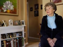 """The 80-year-old Beryl is among a group of seniors who are embracing the concept of """"aging in place"""" maximizing the prospects for growing old in one's own longtime home rather than move to a retirement community."""