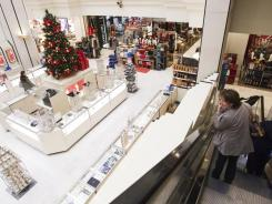 So far 51.4 percent of shoppers -- up from 48.9 percent at this time last year -- have begun shopping for the winter holidays.