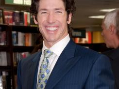 The gift of time for my family is a gift I like to both give and receive, Osteen said.