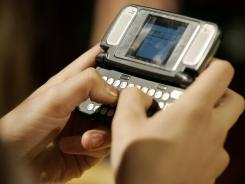Sexting is no an epidemic among minors, a survey finds.