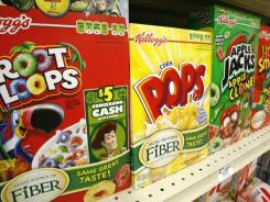Moving to cereal choices with little or no sugar could be a better way to start the day and prevent obesity.