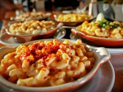 Homeroom, in Oakland, serves a single food -- macaroni and cheese.