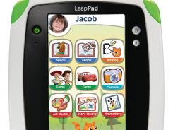 Education at your fingertips:  The LeapPad Explorer Tablet costs $99.