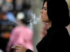 Those women who smoked at least 20 years were twice as likely to develop squamous cell skin cancer, a less aggressive form of skin cancer than melanoma.