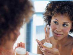 Flawed face creams: Day creams with UV protection make great neck treatments. Heavier night creams hydrate flaky shins and arms.