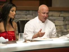 "Chef-restaurateur and host of TV's ""Top Chef"" show Tom Colicchio is No. 30 on thedailymeal.com's list of the Top 50 most powerful people in food."