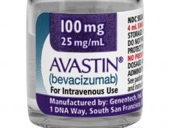 Two studies found Avastin, the drug that lost approval for breast cancer treatment, did not improve survival for most ovarian cancer patients and kept their disease from worsening for only a few months, with more side effects.