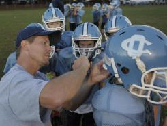 Kevin Guskiewicz is a certified athletic trainer and professor at University of North Carolina at Chapel Hill. An expert in traumatic brain injury, he and the Gfellers connected not long after Matt's death.