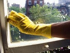 Tara Kuczykowski advises cleaning your windows seasonally.