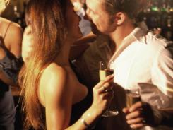 The findings suggest that many young adults who binge drink do so because their romantic partner binge drinks.