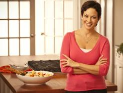 "Ellie Krieger is a dietician and host of the Food Network program ""Healthy Appetite."""