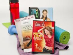 DVDs for Fitness Beginners