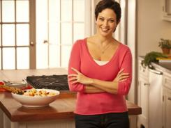 Ellie Krieger received her bachelor's in clinical nutrition from Cornell University and master's in nutrition education from Teacher's College, Columbia University.