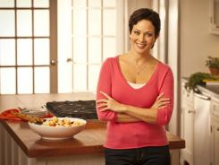 I make sure what I serve is in keeping with that idea — informal, easy to share and fun to eat, said Ellie Krieger.