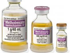 Methotrexate is also used to treat bone cancers, brain tumors, lymphomas and other diseases.
