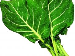 Collard greens are a powerful sources of vitamins A and C, and they provide calcium, iron, fiber and disease-fighting nutrients.