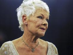 Actress Judi Dench has both the wet and dry types of macular degeneration.